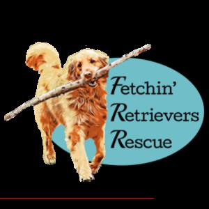 Fetchin' Retrievers Rescue Logo